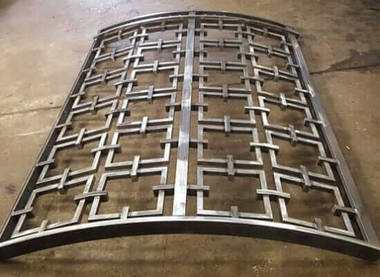 Decorative Steel Screen